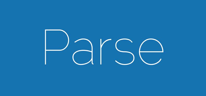 parse