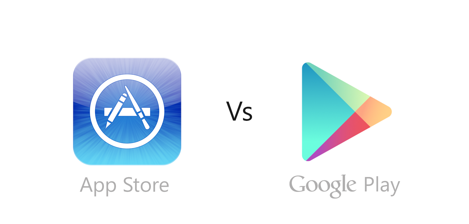 apple vs google play