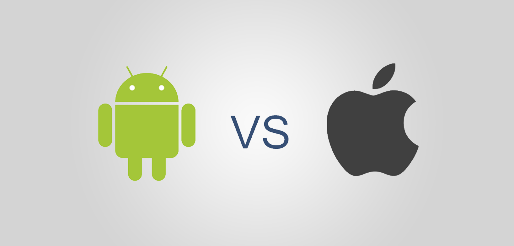 android apple banner